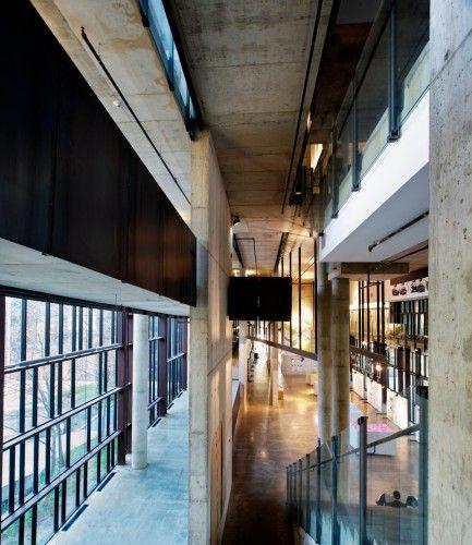Austin E Knowlton School Of Architecture Mack Scogin Merrill Elam Architects Architects