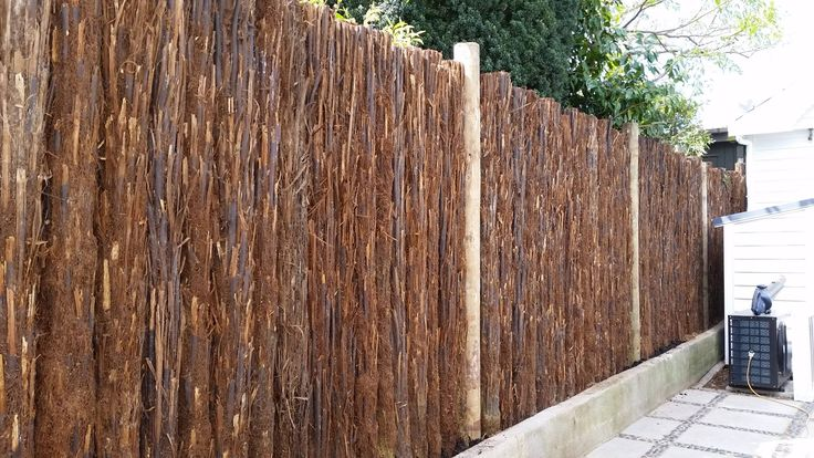 We built this Ponga fence in Ponsonby 2 years ago. Still looking fabulous