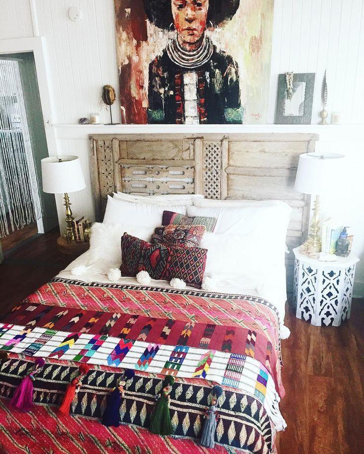 1000 Ideas About Bohemian Vintage Bedrooms On Pinterest