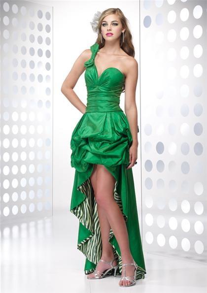 Snake Print Prom Dresses