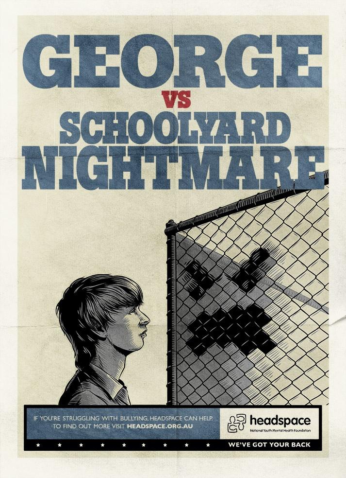 George v The Schoolyard Nightmare
