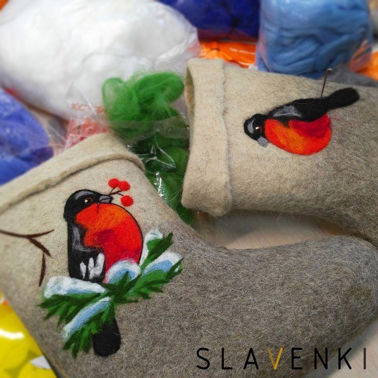 Войлок SlavenkiRU
