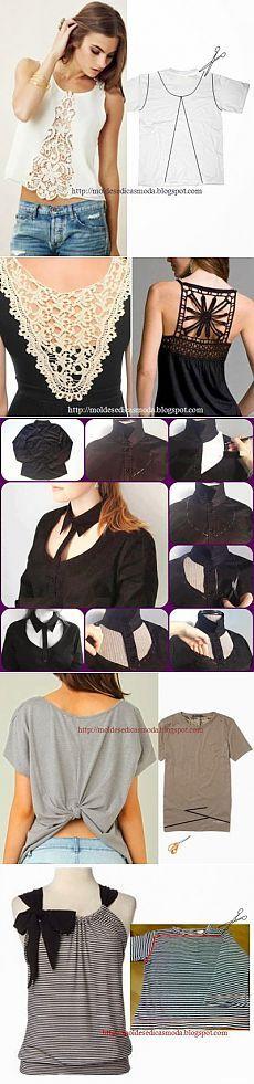 Ideias vestuário alterações | Varvarushka-Needlewoman