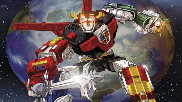 Voltron  Vote for this Reboot and more @ http://www.movemie.com/