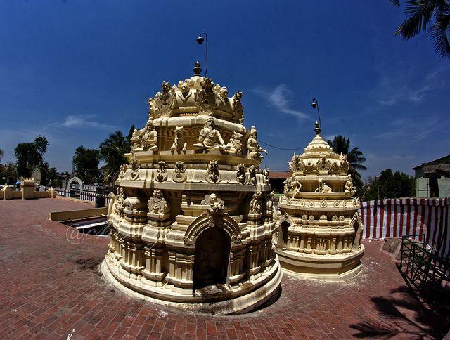 Gavi gangadhareshwara swami temple  Gavi Gangadhareshwara Temple also Gavipuram Cave Temple, an example of Indian rock-cut architecture, is located in Bangalore in the state of Karnataka in India.