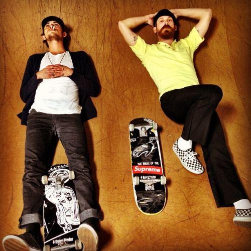 Dylan Rieder & Jason Dill