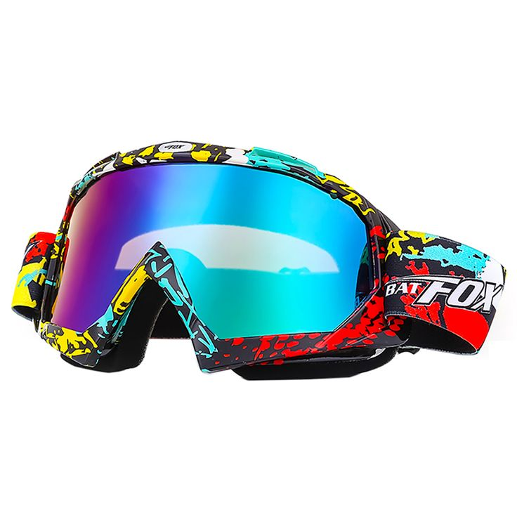 Unisex Adults Professional Ski Goggles Double Anti-Fog Ski Mask Glasses Skiing Snow Snowboard Goggles Skiing Eyewear