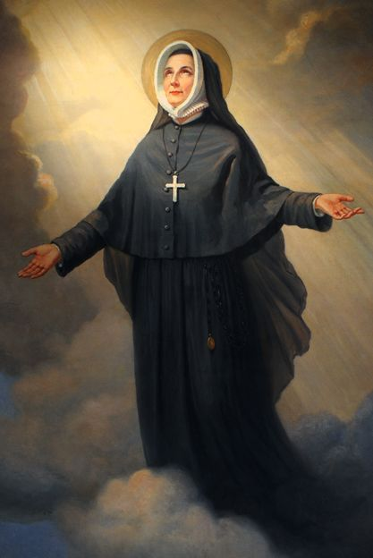 Saint of the Day – November 18 – St. Rose Philippine Duchesne Patron of perseverance amid adversity #pinterest St. Rose Philippine Duchesne, Virgin (Feast day – November 18) Born in Grenoble, France, in 1769, Rose joined the Society of the Sacred Heart. In 1818, when she was forty-nine years old, Rose was sent to the United States. She founded a boarding school for ............| Awestruck Catholic Social Network