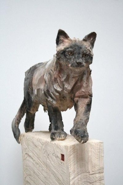 Best images about ceramic animals on pinterest
