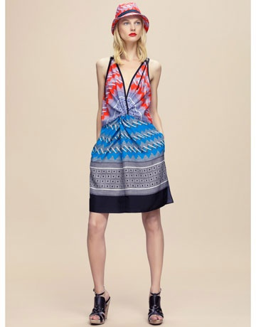 {Derek Lam, I would probably kill for this dress, maybe just the hat :)}