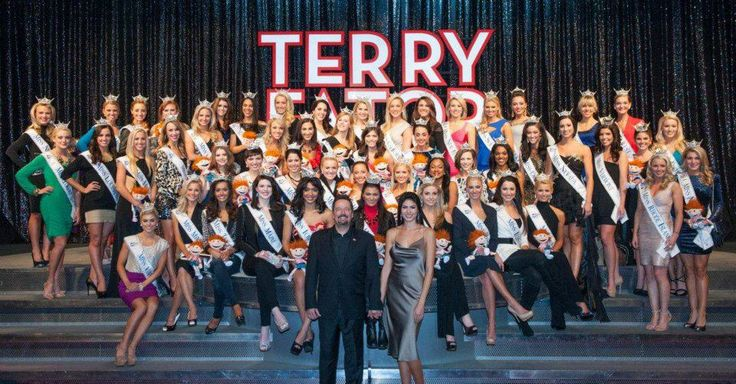 Miss America 2013 Terry Fator Show