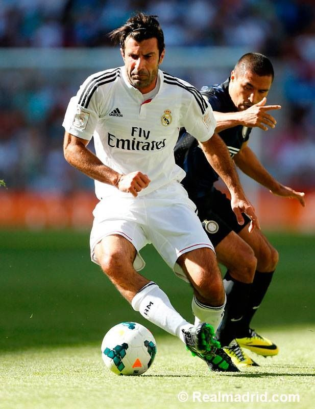 Figo ~ #Soccer #Football