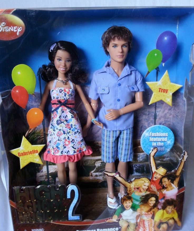 78+ Images About High School Musical Dolls On Pinterest