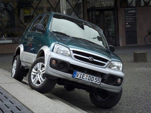 Date Tehnice ale Daihatsu Terios Crossover (SUV) 1.3 (Model cu cinci uşi)