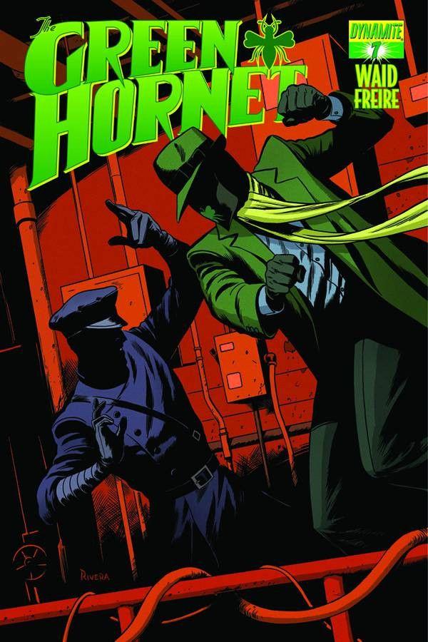 MARK WAID'S THE GREEN HORNET #7