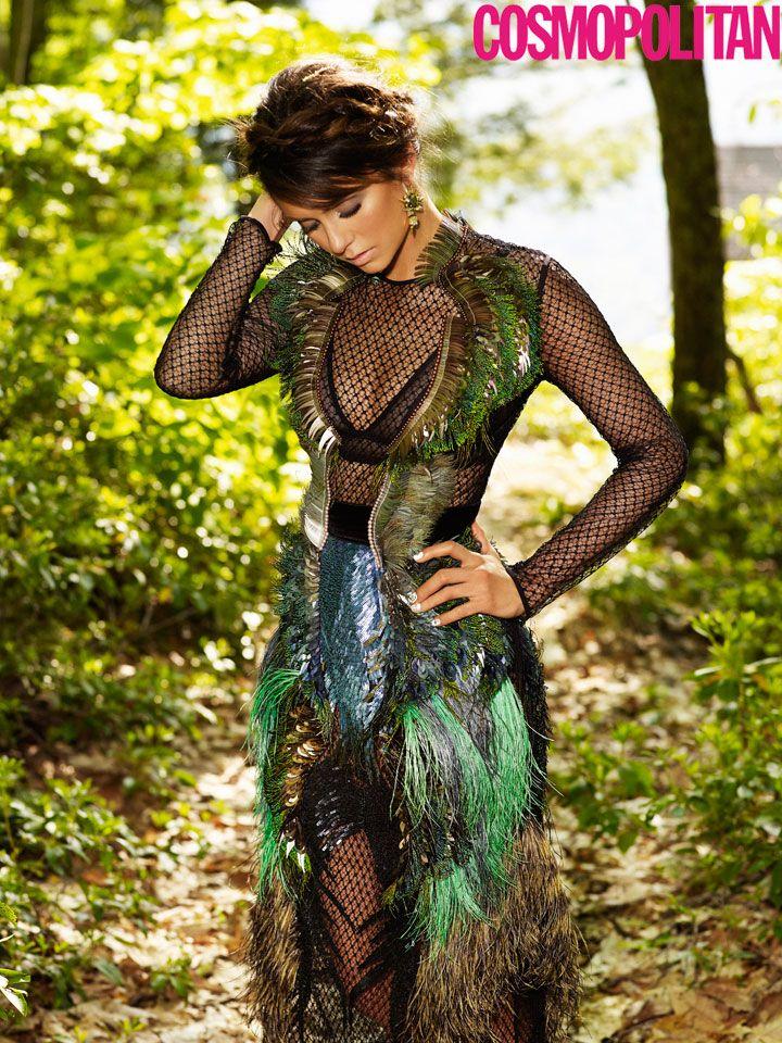 Nina Dobrev's gorgeous September cover shoot