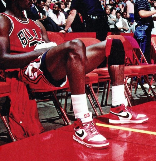 True Red! #MJ#Bulls#Chicago#Basketball#Nike