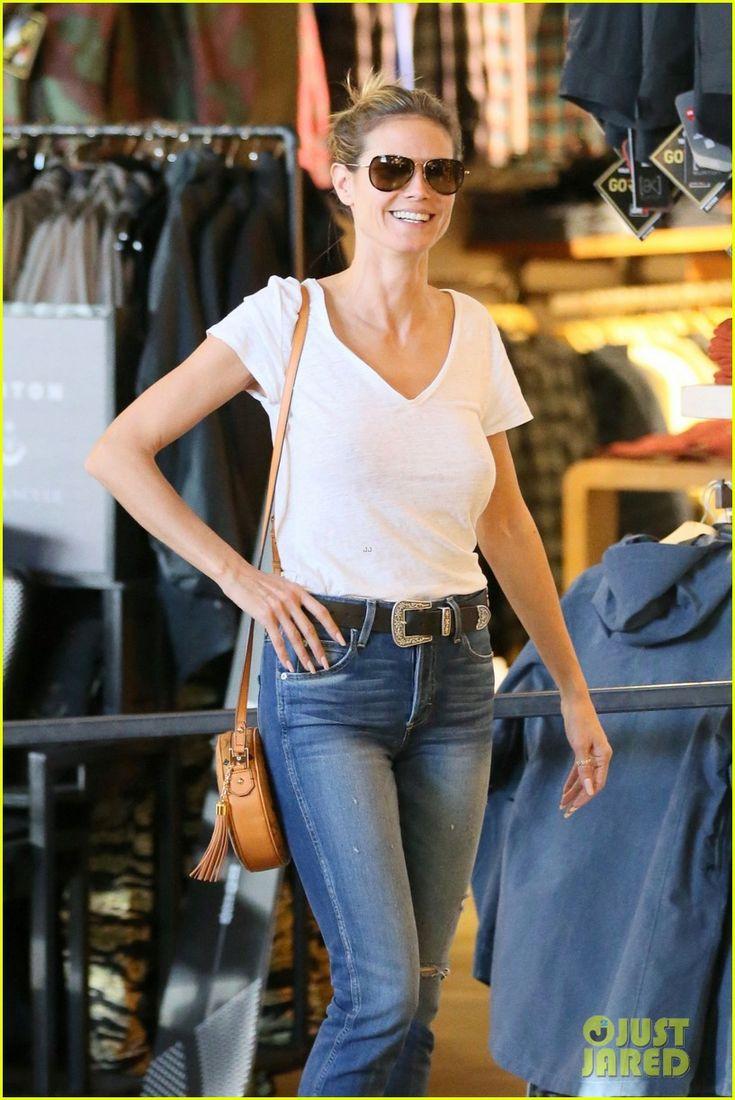 Heidi Klum & Ex-Husband Seal Take Their Kids Shopping for Winter Gear
