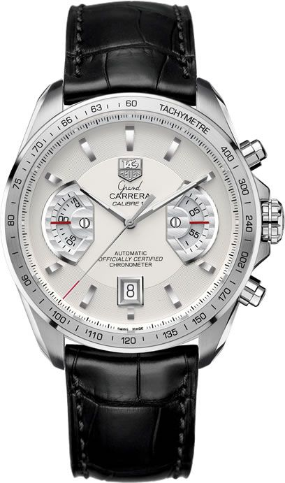 """The Tag Heuer's men's best time piece in my opinion is Grand Carrera Calibre 17. "" - Kaloyan Dimitrov"