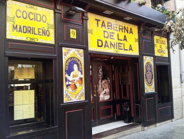 Taberna de la Daniela