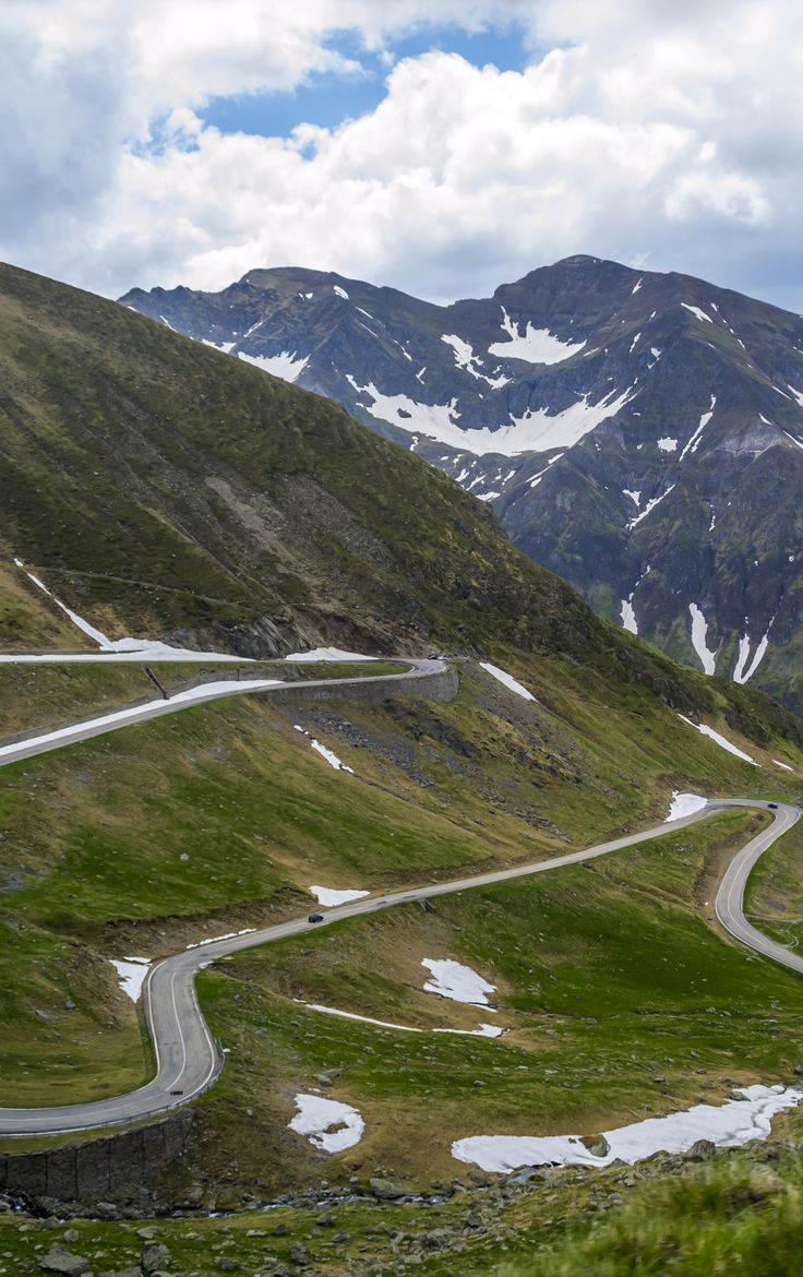 The Transfagarasan is a 150 km long road that crosses the Fagaras Mountains, the highest in Romania. With stunning mountain scenery, breathtaking lakes, fortresses, historical churches and countless waterfalls, it's no wonder the Top Gear crew named it the best road in the world.