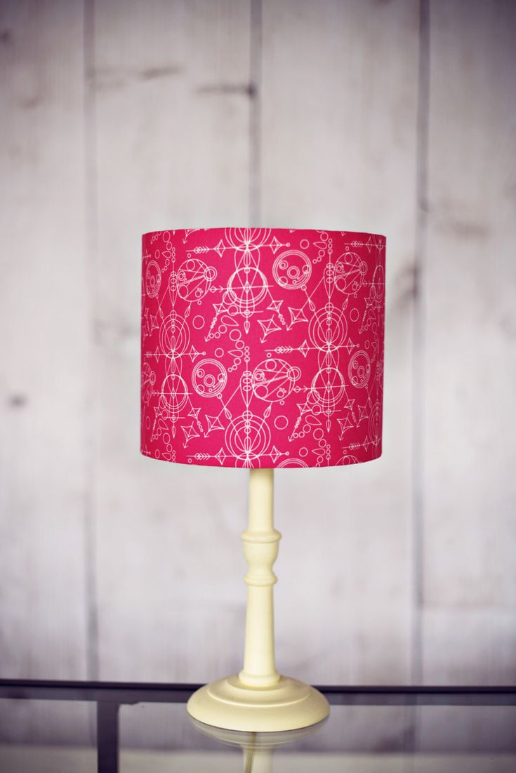 Best 25+ Pink lamp shade ideas on Pinterest | Shabby chic with ...