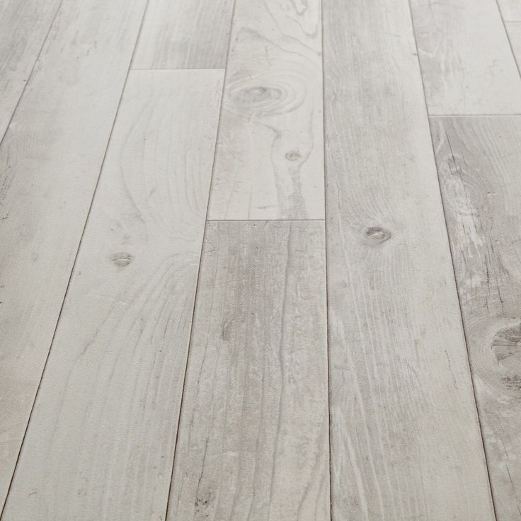 Floorgrip 592 Bastogne White Wood Effect Vinyl Flooring
