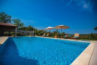 Luxury villas Farkaš, Istria, Croatia sell Exclusive luxury villa in Momjan.