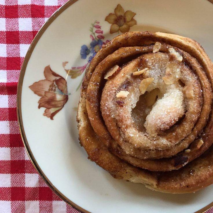 Min onkel, Peter Bager, er den vildeste til at bage brød! Der findes ikke bedre…