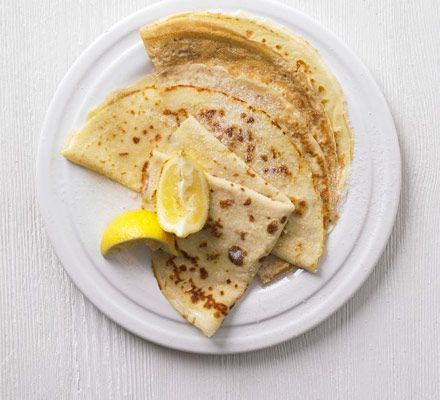 Easy Pancakes    Learn a skill for life with this foolproof crêpe recipe that ensures perfect results every time - elaborate flip optional.