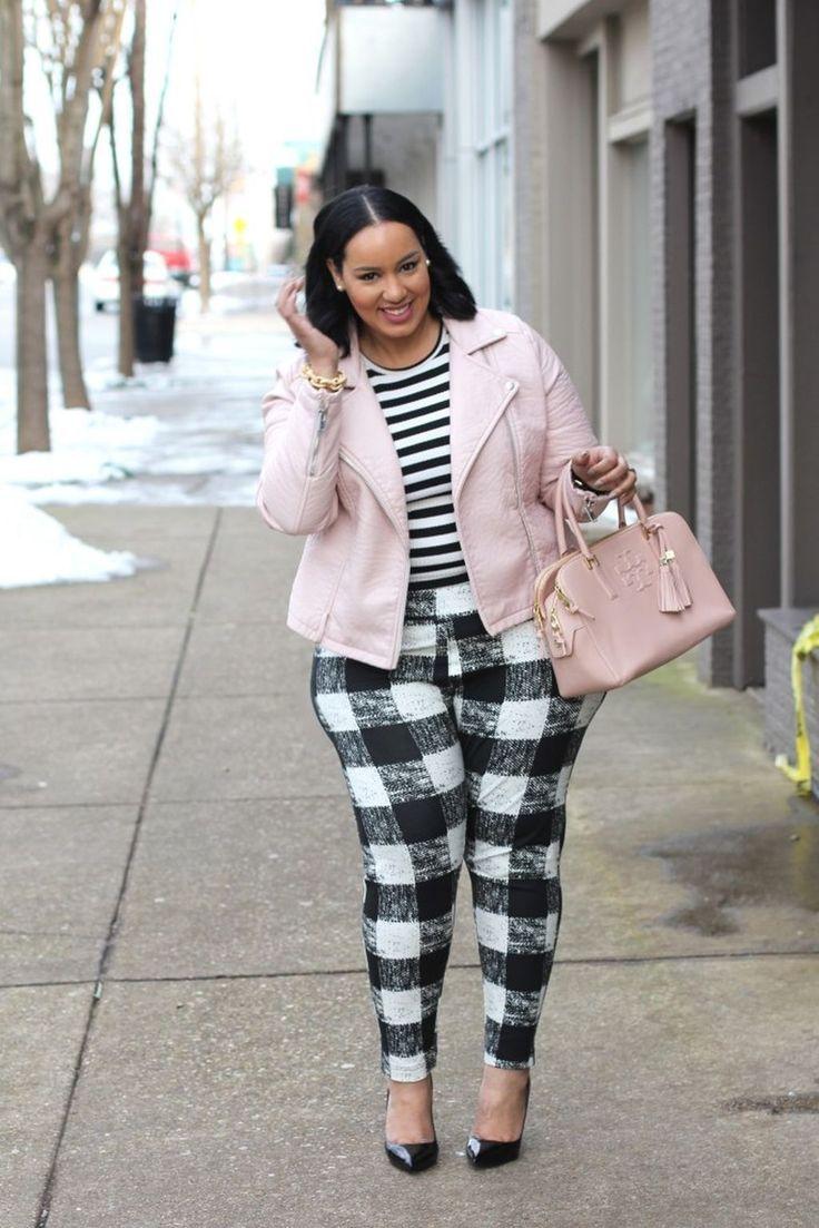 46 Elegant Winter White Plus Size Outfits Ideas   Plus size ...