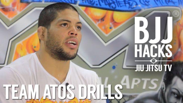 Team ATOS Drills & Secrets to Success    BJJ Hacks TV Episode 2.1