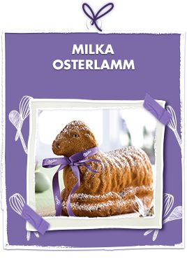 Milka Osterlamm