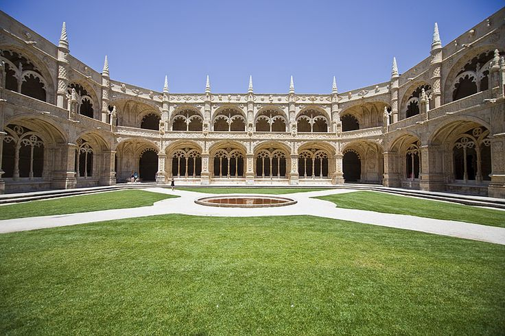 Belém, le mosteiro dos Jeronimos (Monastère des Hiéronymites)