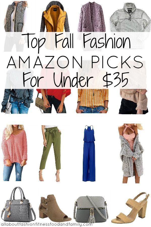 97f3b041697950 Top Fall Fashion Amazon Picks for Under  35 - All About Fashion