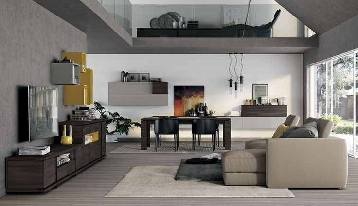 #living #interiors #design #sofa #arredamento #campania #home #art #confort