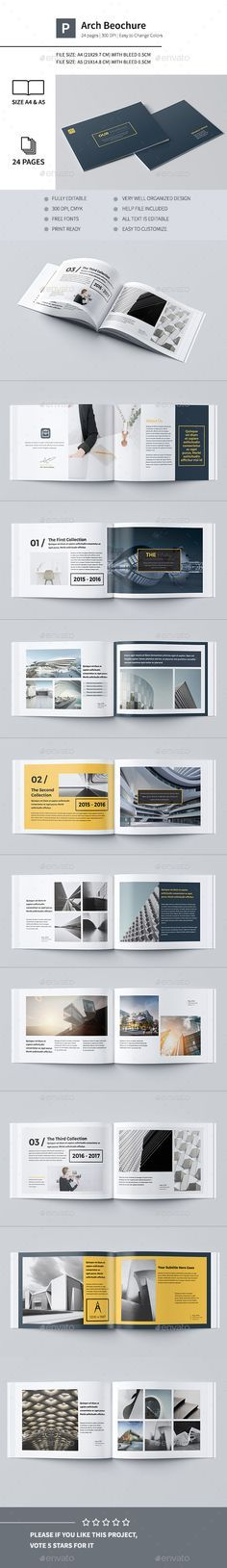 """Our Portfolio Architecture 24 Pages A4 & A5 — InDesign INDD <a class=""""pintag"""" href=""""/explore/blue/"""" title=""""#blue explore Pinterest"""">#blue</a> <a class=""""pintag searchlink"""" data-query=""""%23a5"""" data-type=""""hashtag"""" href=""""/search/?q=%23a5&rs=hashtag"""" rel=""""nofollow"""" title=""""#a5 search Pinterest"""">#a5</a> • Available here → <a href=""""https://graphicriver.net/item/our-portfolio-architecture-24-pages-a4-a5/16254091?ref=pxcr"""" rel=""""nofollow"""" target=""""_blank"""">graphicriver.net/...</a>"""