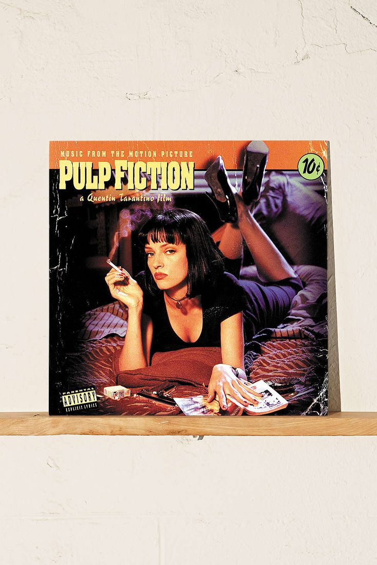 Various Artists - Pulp Fiction Soundtrack LP - Urban Outfitters