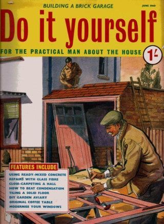 75 hobby ideas for men inspiration pinterest free time do it yourself magazine cover june 1960 solutioingenieria Image collections