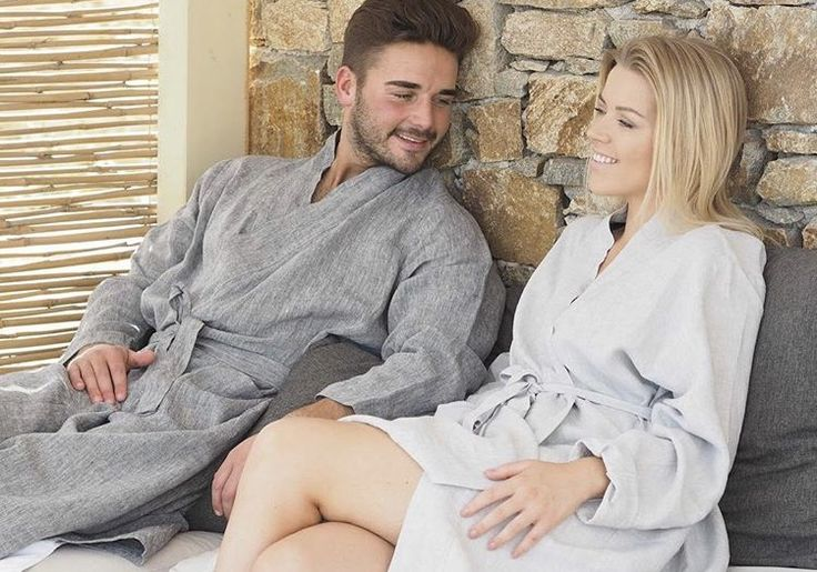 Balmuir Bellagio robes for men and women