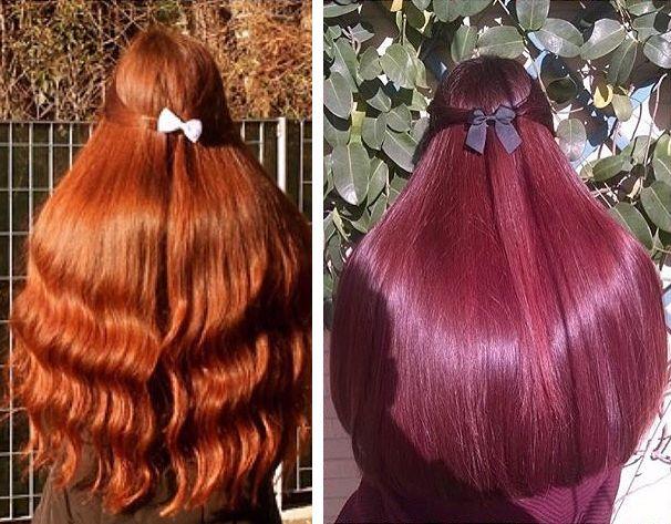 Maschere con oli essenziali con arancione per capelli