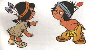 Google-kuvahaun tulos kohteessa http://www.uselessgraphics.com/Hiawatha.gif    Hiawatha ja Auringonkukka. I love <3