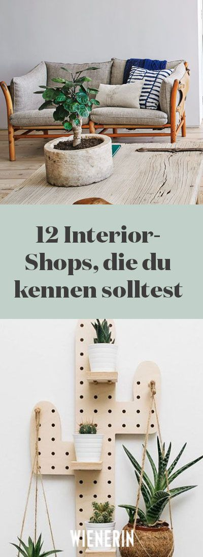 Interior Design: 12 Interior-Shops, die ihr kennen solltet – Chiara Hager