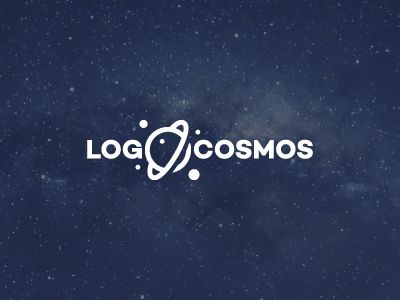 Logo Cosmos by Mauro Bertolino