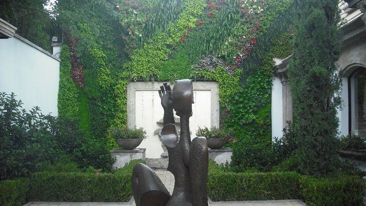 verde 360º  muro verde y jardín lujoso