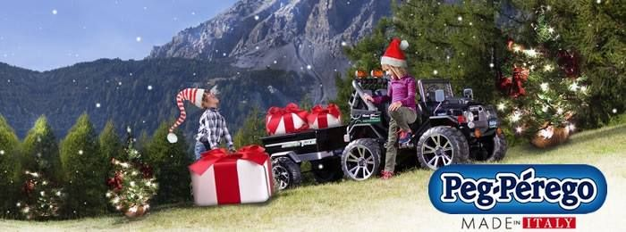 A #natale salta in sella a #PegPerego! Anche online: http://www.bebeconfortsnc.it/