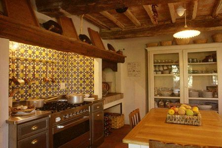 italian decorating ideas | toscana kitchen decor, country home decorating ideas