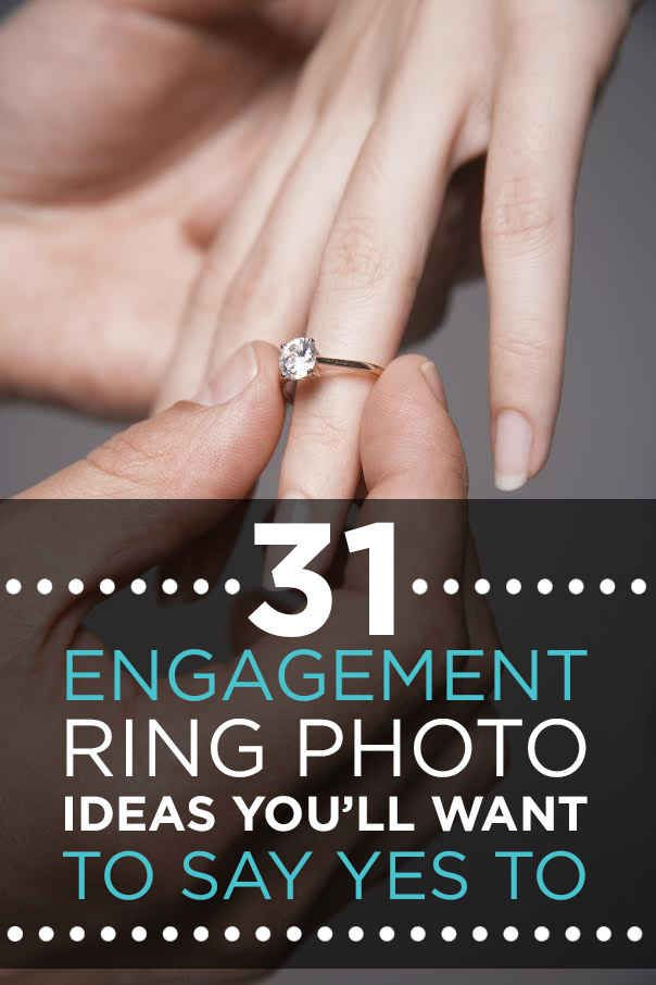 29 Engagement Ring Instagram Ideas You'll Want To Say Yes To