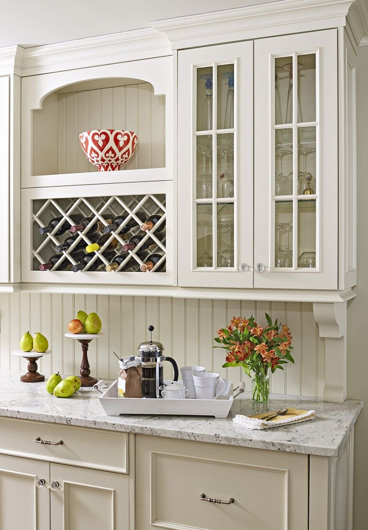 25+ best ideas about Beadboard backsplash on Pinterest | Small marble  kitchen counters, Cottage marble kitchen counters and Cabinet with glass  doors