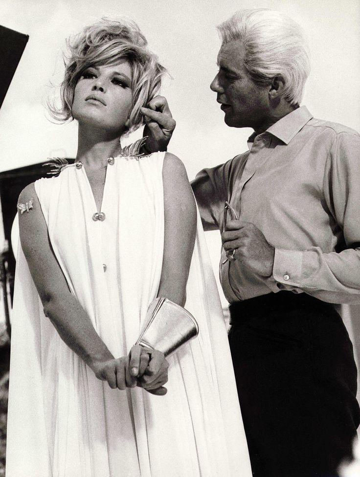 Monica Vitti Modesty Blaise 1966